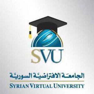 الجامعة الافتراضية السورية   دمشق