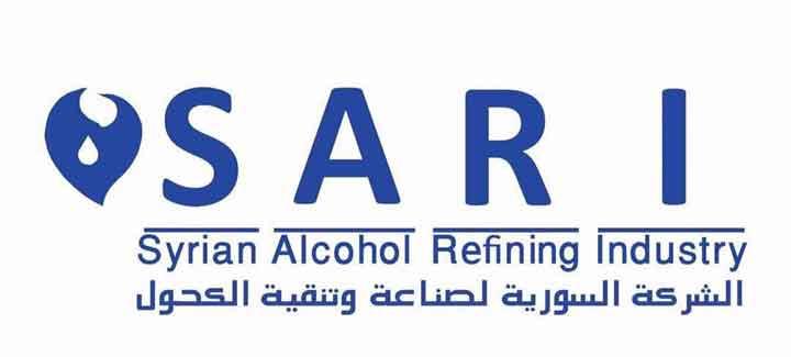 الشركة السورية لصناعة وتنقية الكحول   دمشق   طرطوس