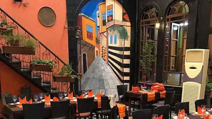 مطعم نيوترون النواة Neutron دمشق