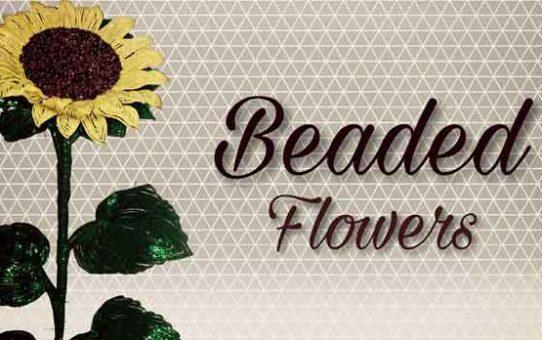 Beaded Flowers   طرطوس