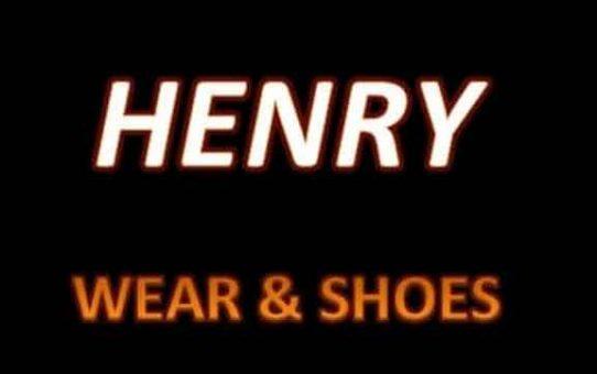 HENRY WEAR & SHOES     محردة     حماه