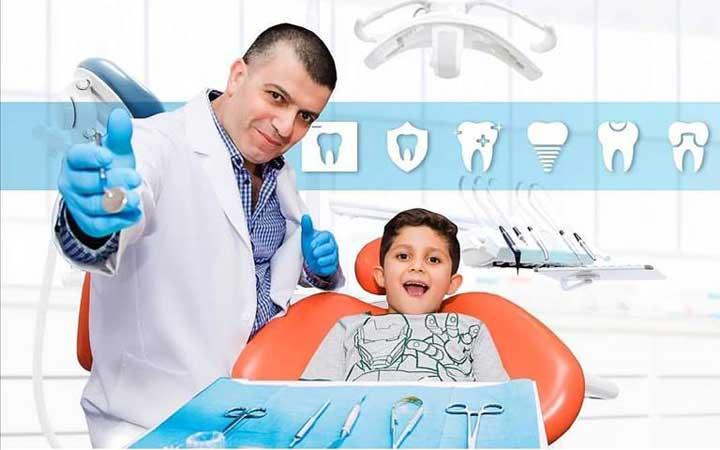 الدكتور فادي عطا لحود أخصائي تقويم الأسنان والفكين