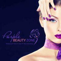 Beauty Zone purple   دمشق