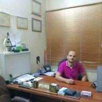 الدكتور ثائرعلي اختصاصي غدد واستقلاب   دمشق