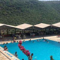 مطعم ومسبح جنة الوادي  المشتاية وادي النصارى  حمص
