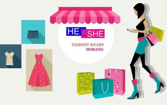 He & She Fashion   دمشق