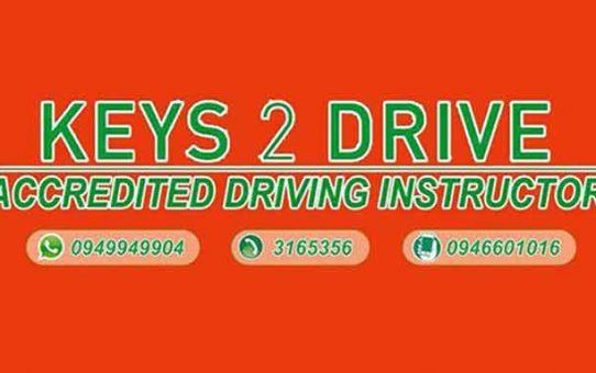 Keys 2 Drive لتعليم قيادة السيارات   دمشق