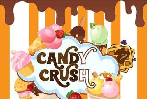 Candy cruch دمشق